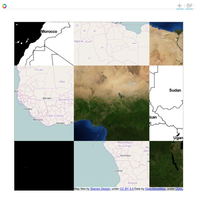 Bokeh Docs - Bokeh us map